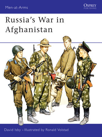 Russia's War in Afghanistan by