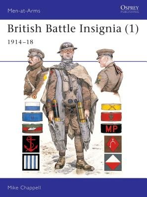 British Battle Insignia (1) by Mike Chappell