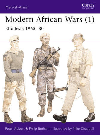 Modern African Wars (1) by Peter Abbott