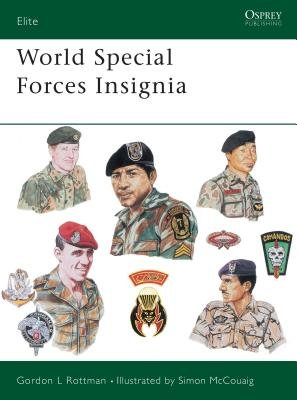 World Special Forces Insignia by Gordon Rottman