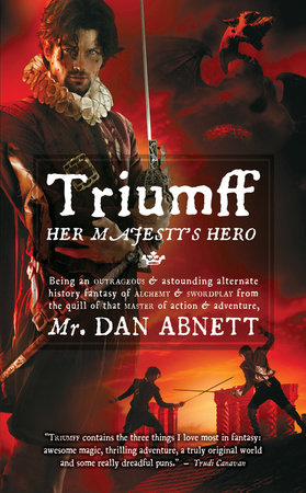Triumff: Her Majesty's Hero by