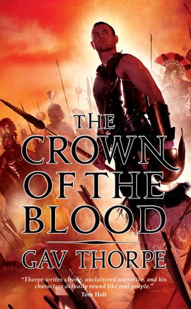 The Crown of the Blood by Gav Thorpe