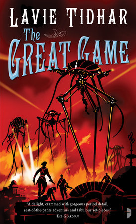 The Great Game by Lavie Tidhar