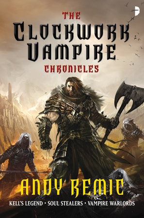 The Clockwork Vampire Chronicles by