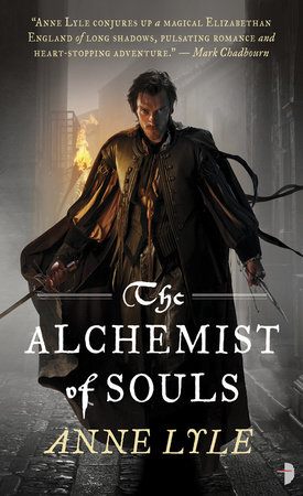 The Alchemist of Souls by