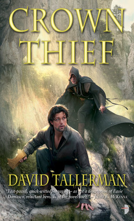 Crown Thief by David Tallerman