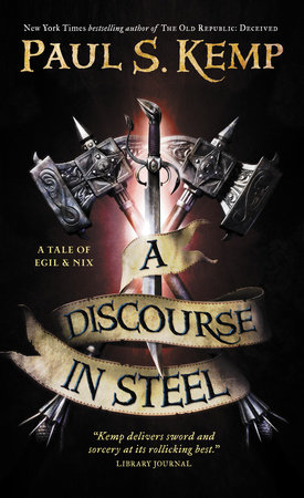 A Discourse in Steel by