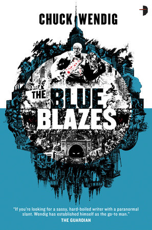 The Blue Blazes by