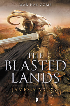 The Blasted Lands by