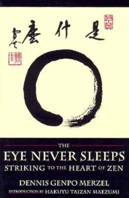 The Eye Never Sleeps by Dennis Genpo Merzel