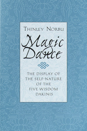Magic Dance by Thinley Norbu