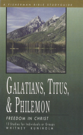 Galatians, Titus & Philemon by
