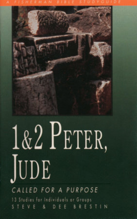 1 & 2 Peter, Jude by Dee Brestin and Steve Brestin