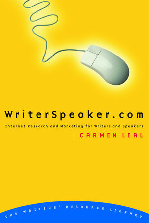 WriterSpeaker.com by Carmen Leal