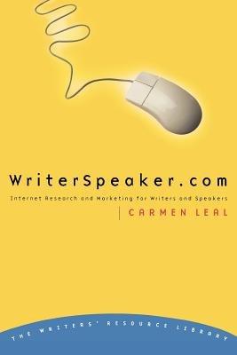 WriterSpeaker.com by
