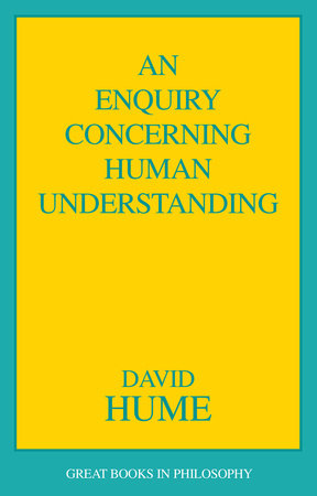 An Enquiry Concerning Human Understanding by
