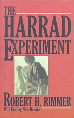The Harrad Experiment by Robert H. Rimmer