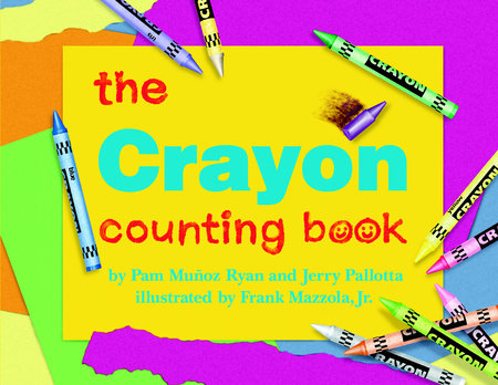 The Crayon Counting Book
