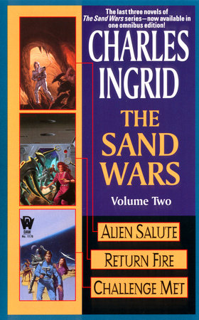 The Sand Wars, Vol 2
