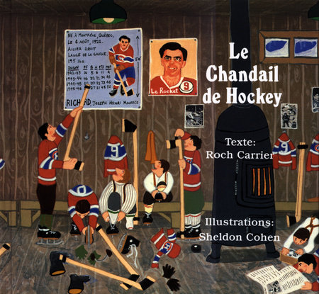 Le Chandail de Hockey by