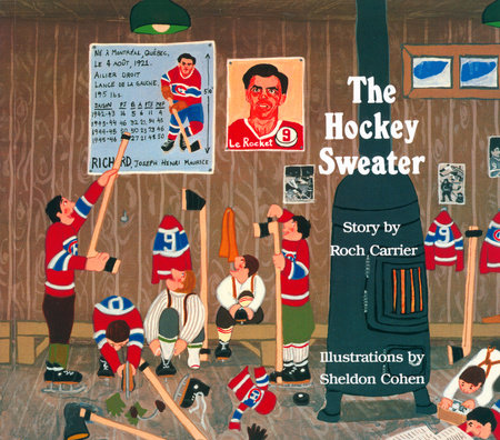 The Hockey Sweater by