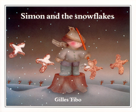 Simon and the snowflakes by