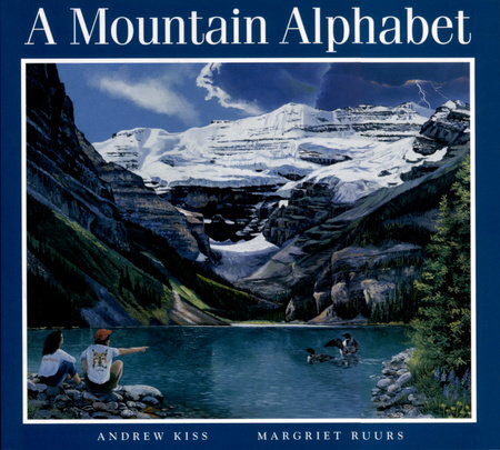 A Mountain Alphabet by Margriet Ruurs