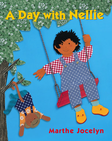 A Day with Nellie by Marthe Jocelyn