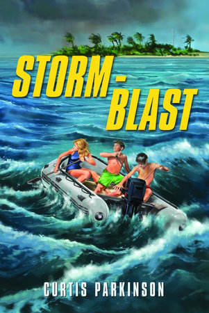 Storm-blast by Curtis Parkinson