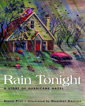 Rain Tonight by