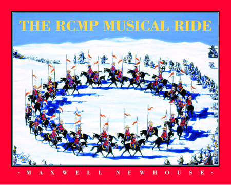 The RCMP Musical Ride by