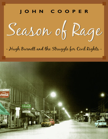 Season of Rage by John Cooper