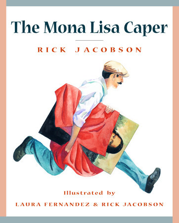 The Mona Lisa Caper by