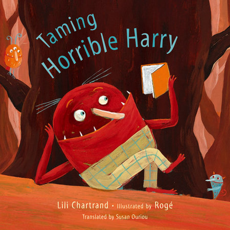 Taming Horrible Harry by Lili Chartrand
