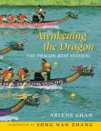 Awakening the Dragon by Arlene Chan