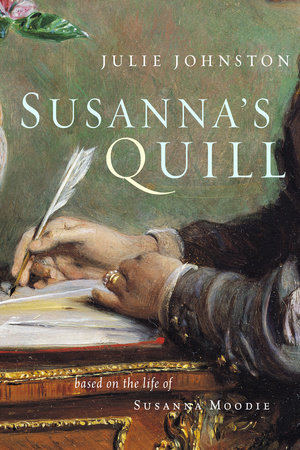Susanna's Quill by Julie Johnston