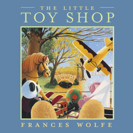 The Little Toy Shop by