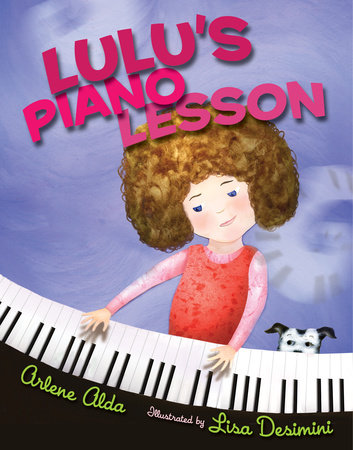 Lulu's Piano Lesson by