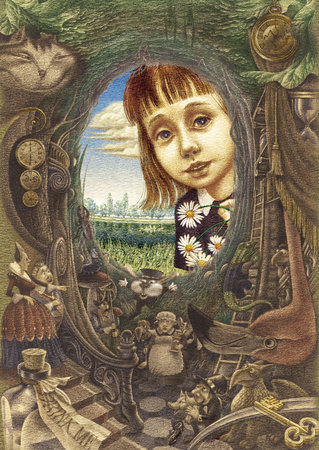 Alice's Adventures in Wonderland by