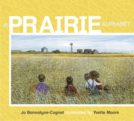 A Prairie Alphabet by