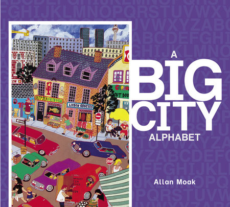 A Big City Alphabet by