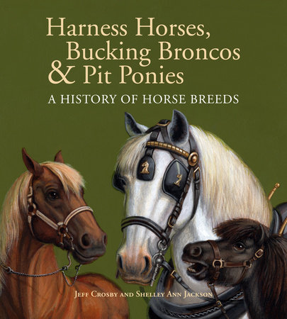 Harness Horses, Bucking Broncos & Pit Ponies by