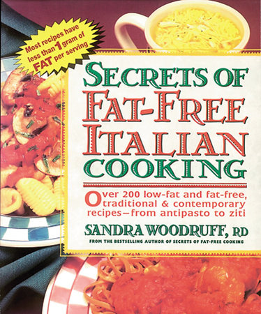 Secrets of Fat-free Italian Cooking