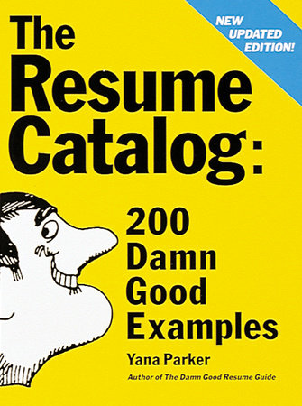 The Resume Catalog by