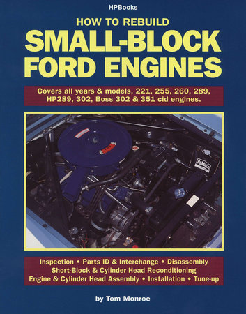 Rebuild Small-Block Ford Engines HP89