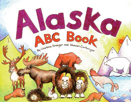 Alaska ABC Book by