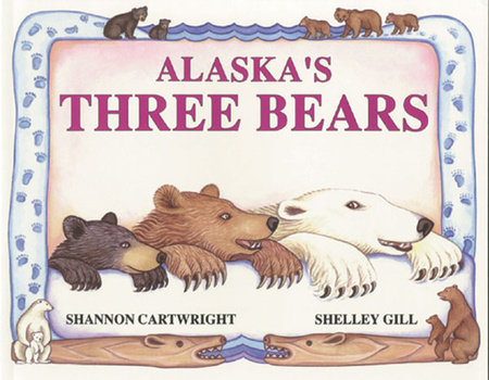 Alaska's Three Bears by