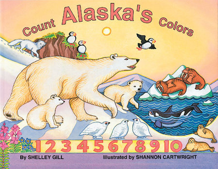 Count Alaska's Colors by