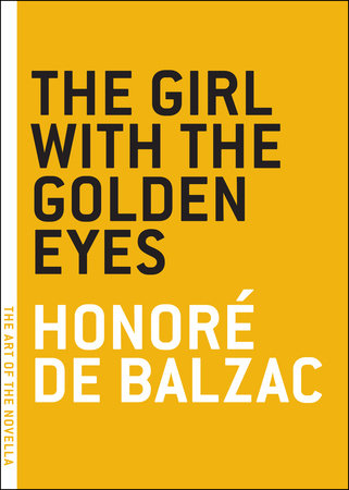 The Girl with the Golden Eyes by