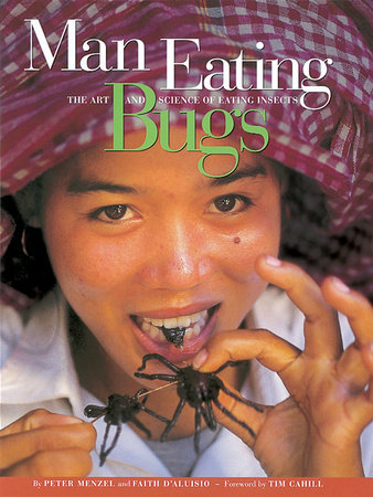 Man Eating Bugs by